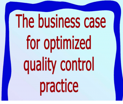 Downloads: The Business Case for Optimized Quality Control Practice